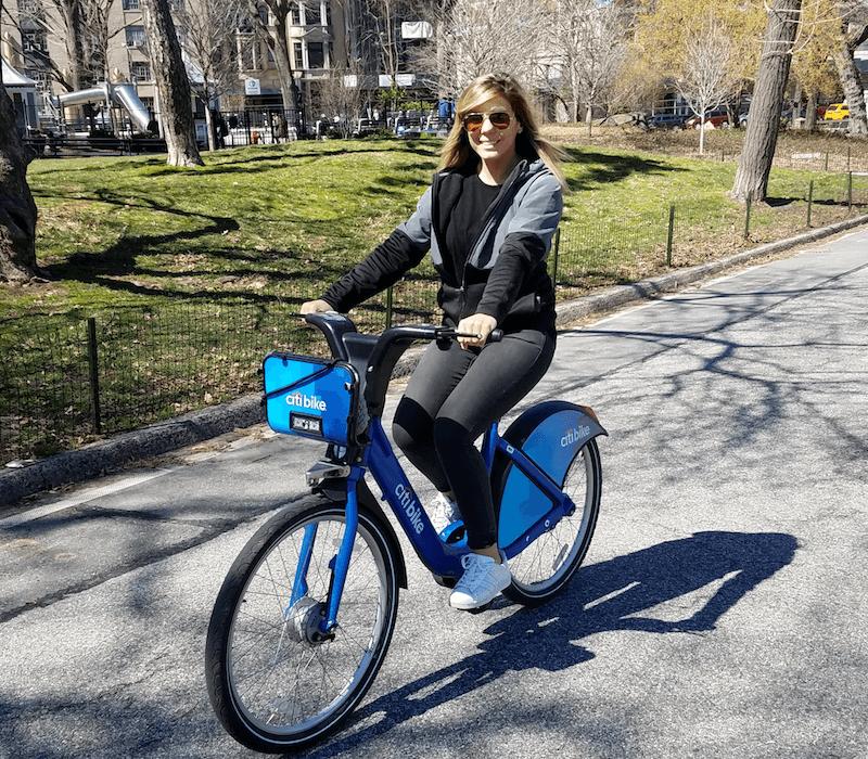 Audrey - Guide francophone de New York Off Road