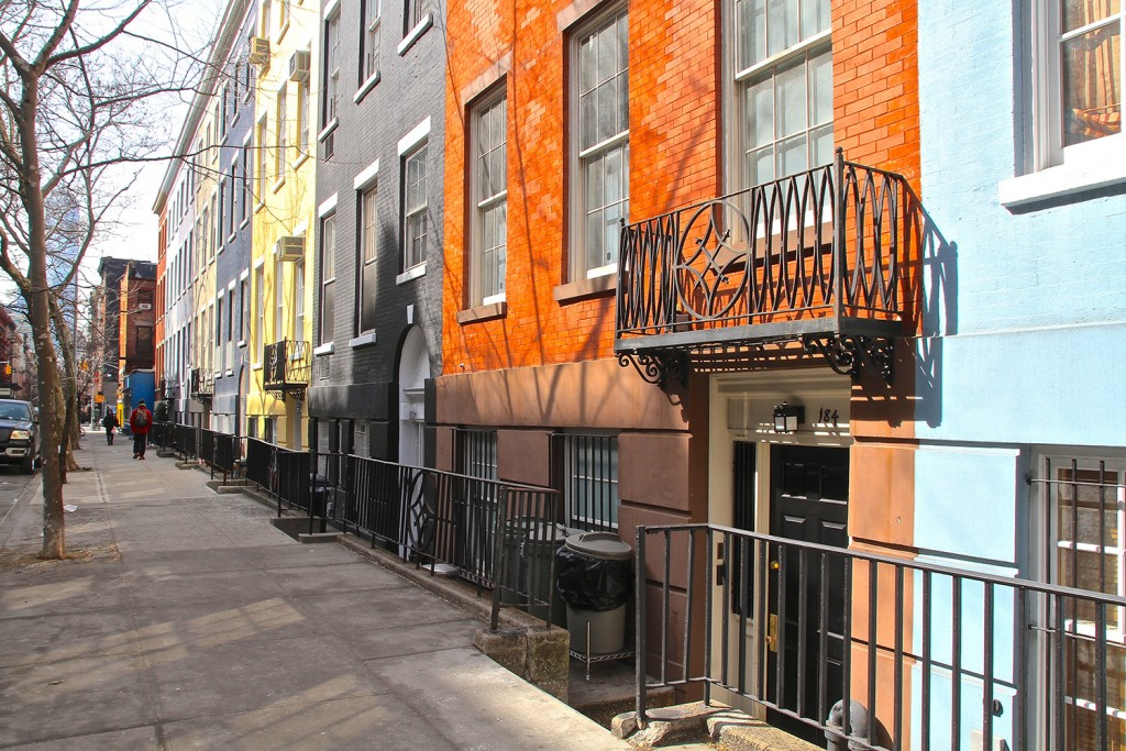 Maisons-Greenwich-Village