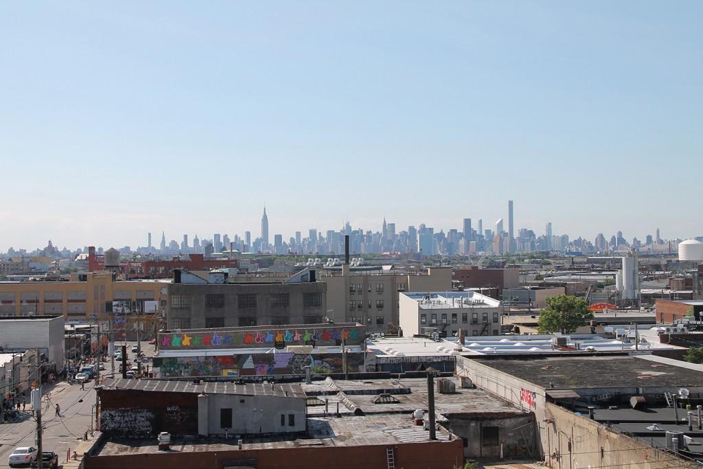 Vue-de-Manhattan-depuis-Bushwick