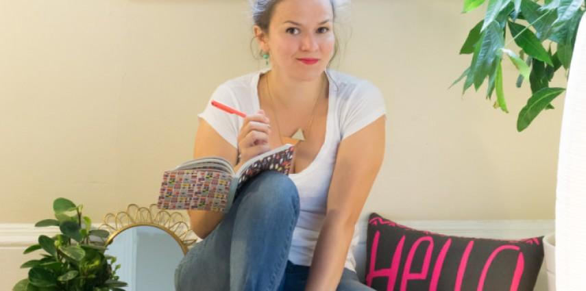 Cette semaine, j'ai rencontré Mathilde, arrivée à Boston en Janvier 2012. Mathilde vit dans le quartier de Fenway-Kenmore.