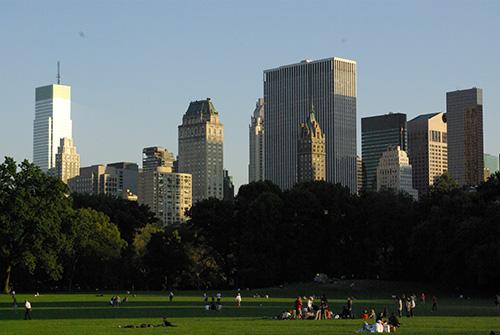 Velo Central Park