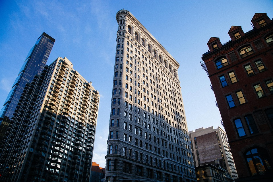 Flat Iron Building Manhattan