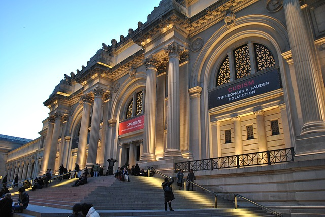 Metropolitan Museum of Art Manhattan
