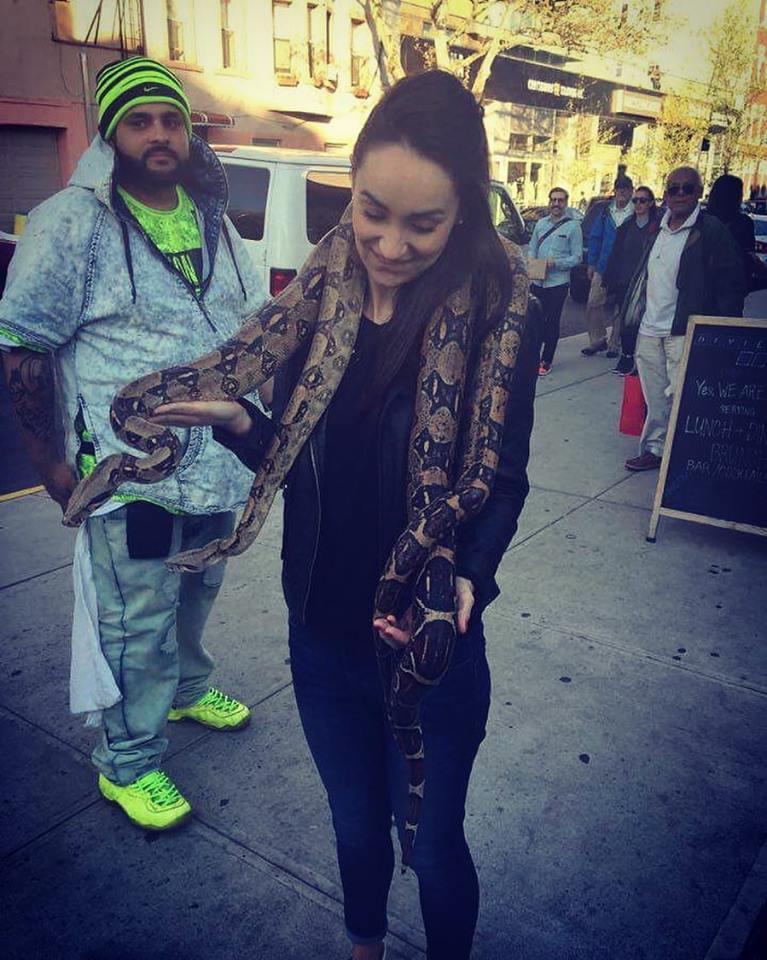 snake BK