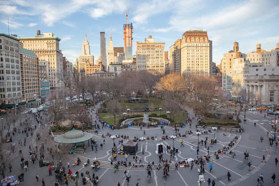 ©-NYC-Company_ChristopherPostlewaite__Union Square, Manhattan