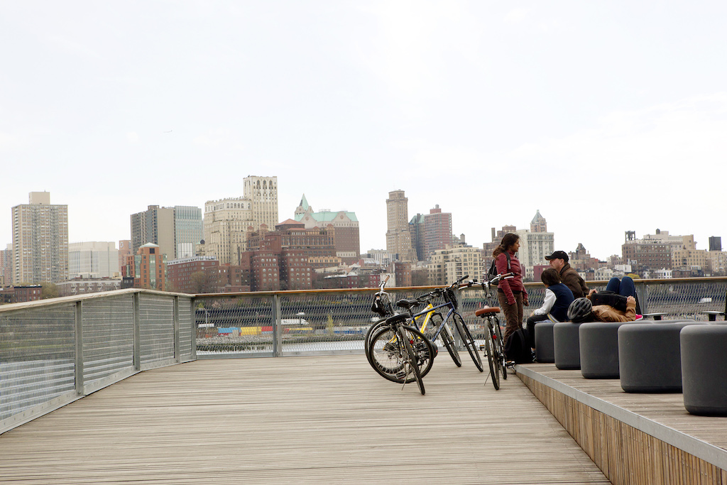 Visiter New York à vélo, les conseils de New York Off Road
