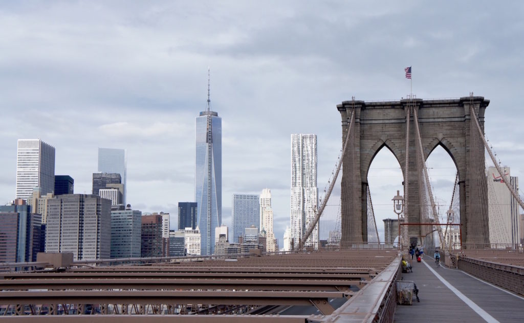 New York Off Road propose une visite en passant par le Brooklyn Bridge