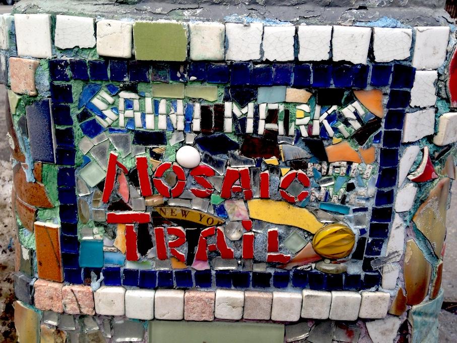 Mosaïc Trail