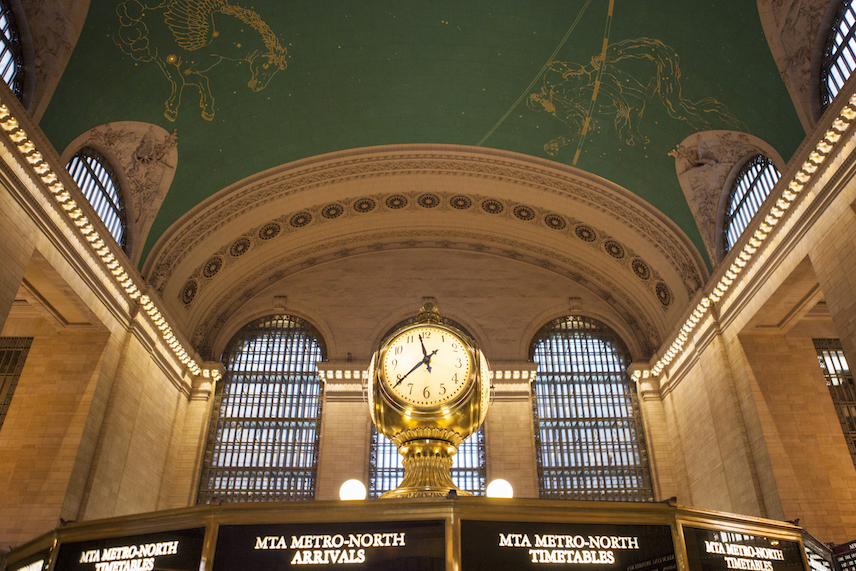 Grand Central Terminal, Midtown East, Manhattan