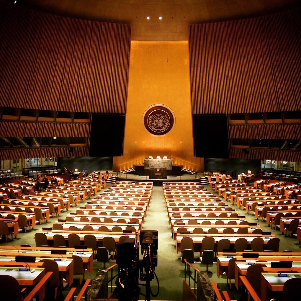 Assemblée Générale ONU