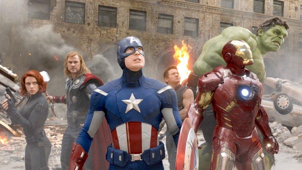 Avengers Grand Central