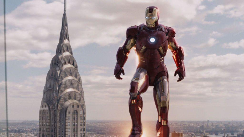 Avengers Iron Man