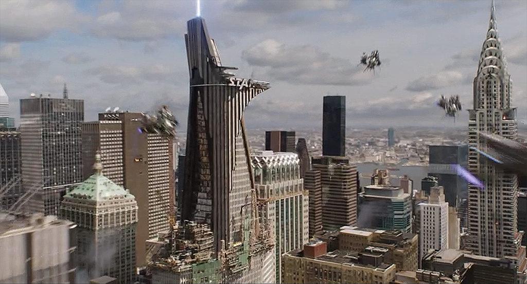 Avengers Met Life 2 Stark tower