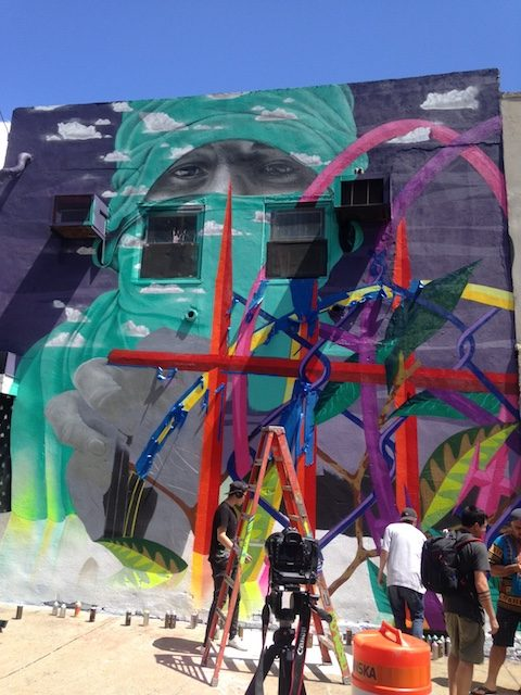 Bushwick Collective Block Party 2017 #5