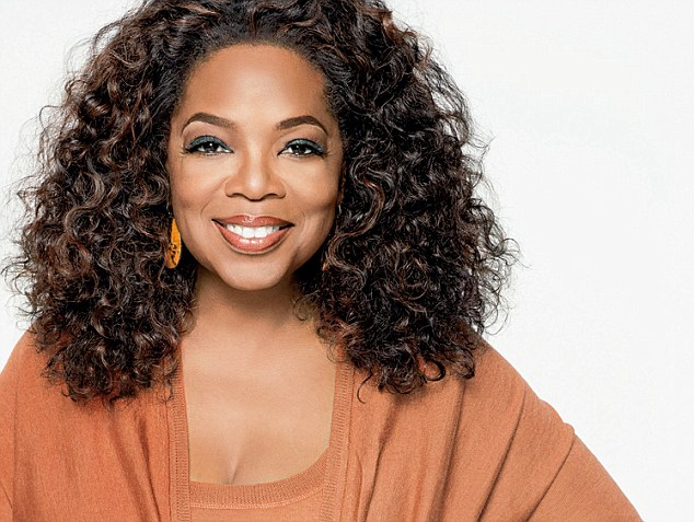 Oprah winfrey interview de Marine New York