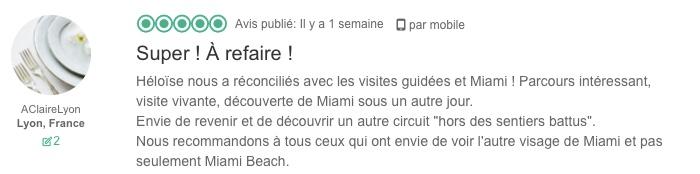 Miami Off Road visites guidées du Miami insolite est sur Trip Advisor