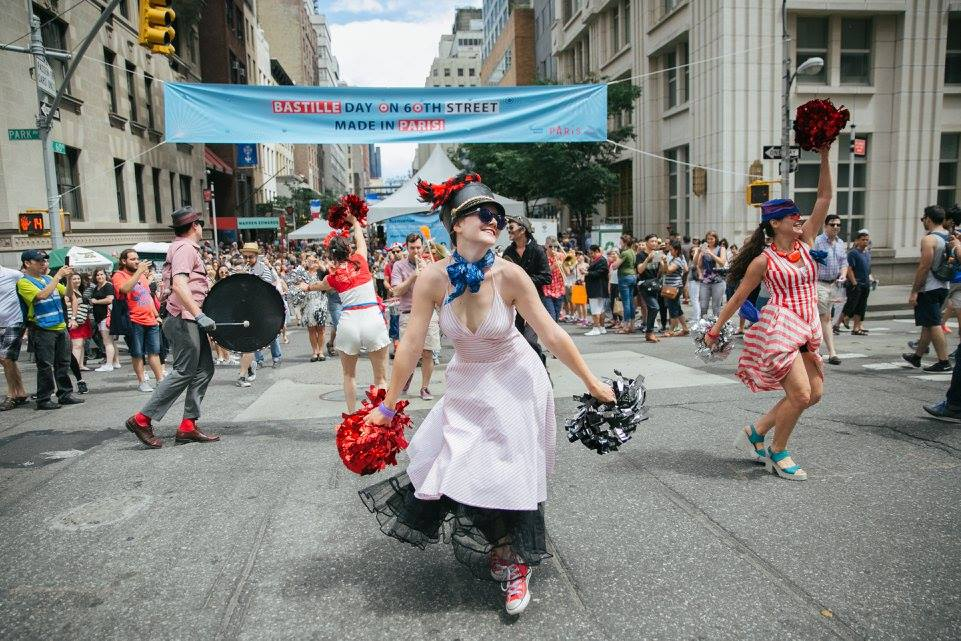 Que faire à New York en juillet 2017 - Bastille Day