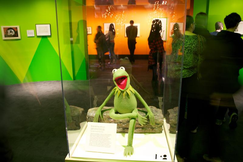 Que faire à New York en juillet 2017 - Museum of the Moving Image Jim Henson