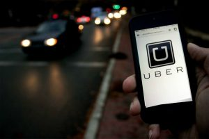 applications Uber voyage visite New York