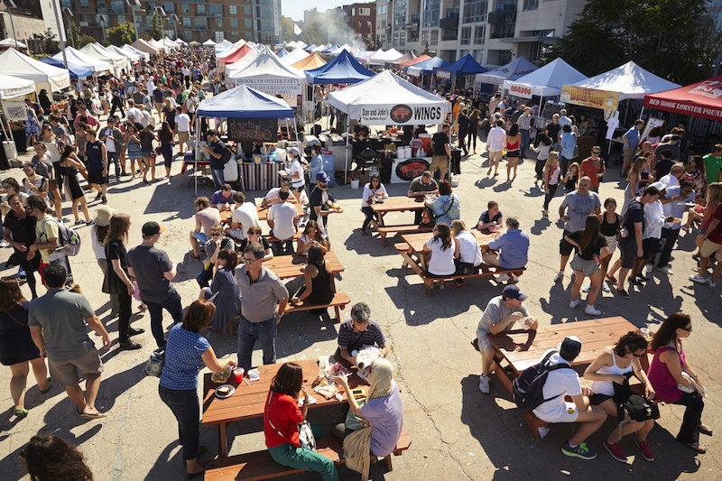 Smorgasburg - - Que faire à New York en septembre 2017 sur le blog New York Off Road