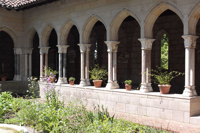 The MET Cloisters - Que faire à New York en septembre 2017 sur le blog New York Off Road