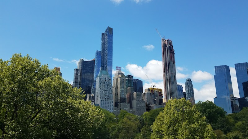 Upper West Side et Central park, visite en français de New York