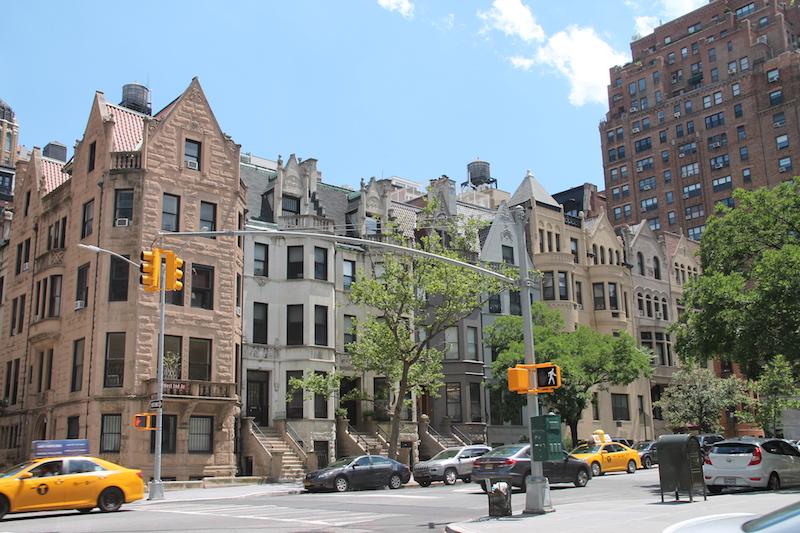 Upper West Side et Central park, visite en français de New York