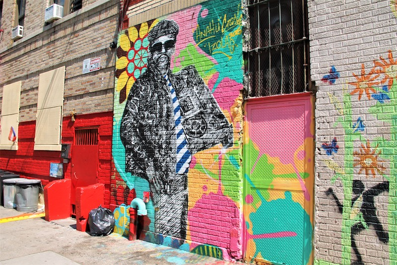 South Bronx - street art