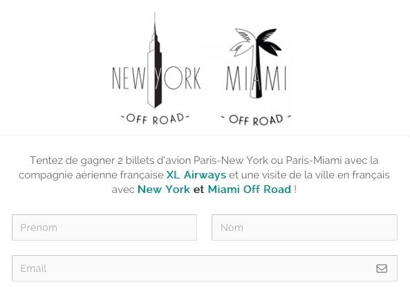 Concours : New York ou Miami