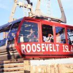 Roosevelt Island Tramway : le téléphérique pour survoler New York. Le blog New York Off Road
