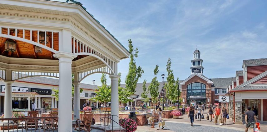 Photo : Woodbury Common Premium Outlets