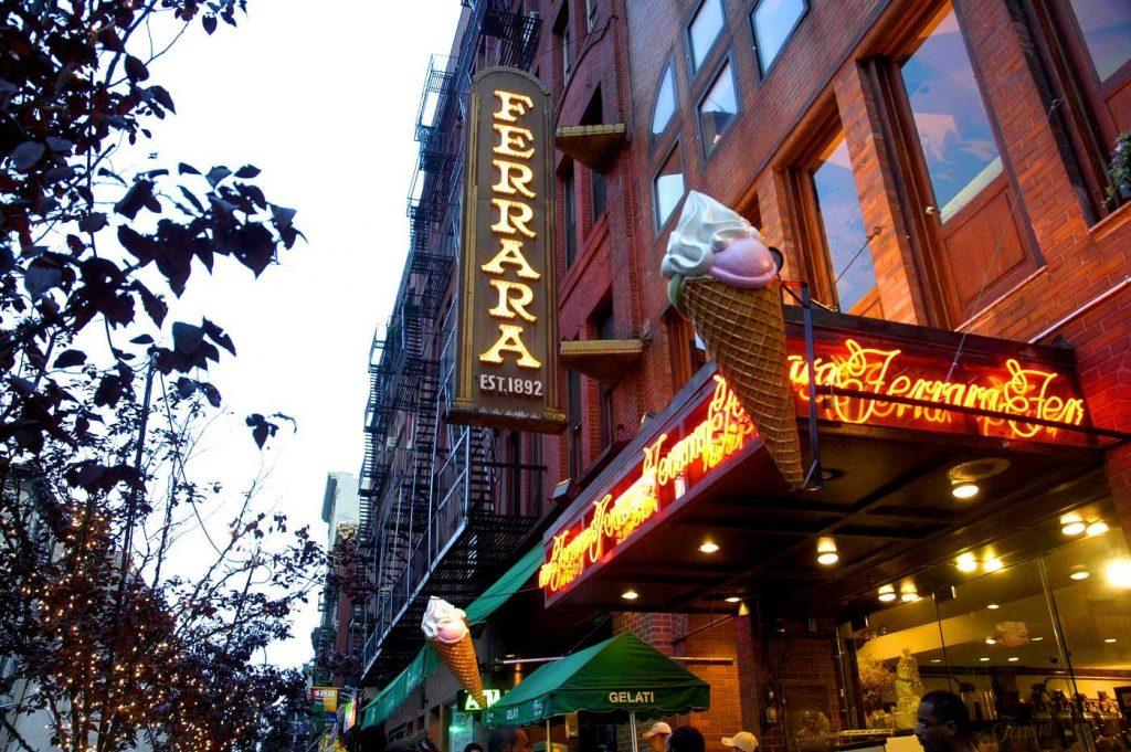 Où manger les meilleures glaces à New York, le blog de New York Off Road