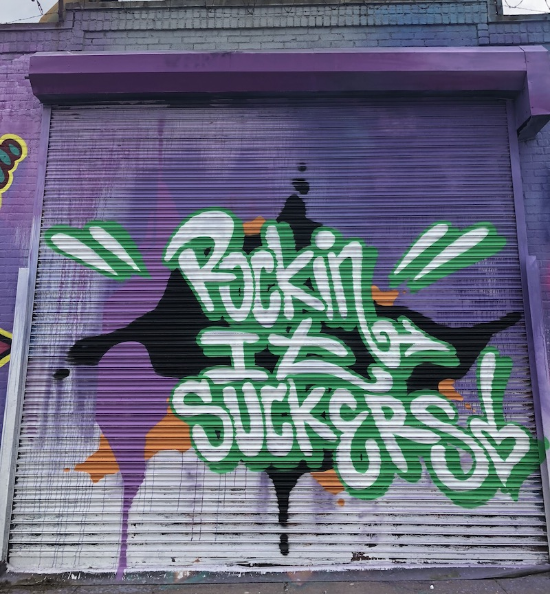 Bushwick Collective 2018#2