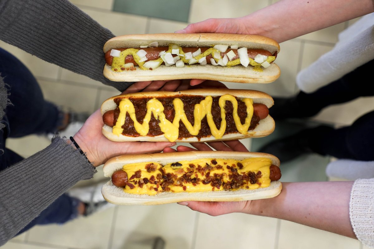 Où manger les meilleurs hot dogs de New York, le blog New York Off Road