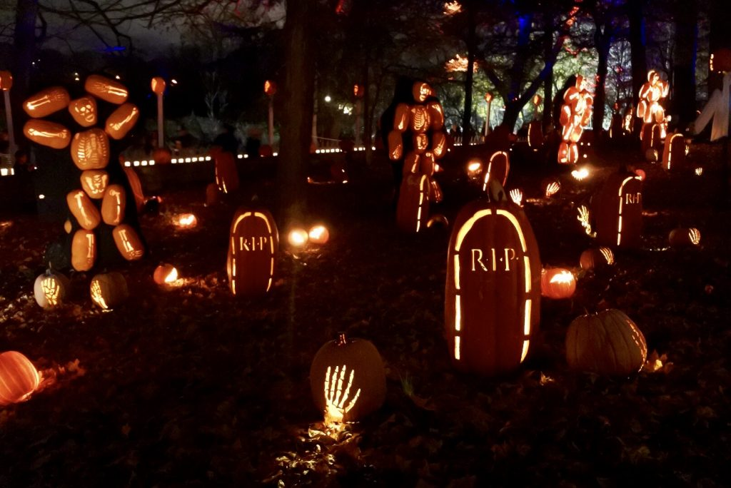 The Great Jack O'Lantern Blaze 2