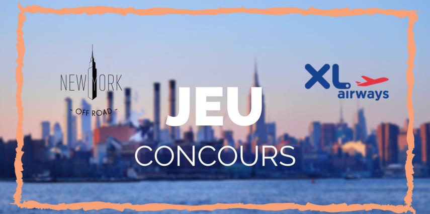 Concours Gagnez Un Voyage A New York Pour 2 Personnes