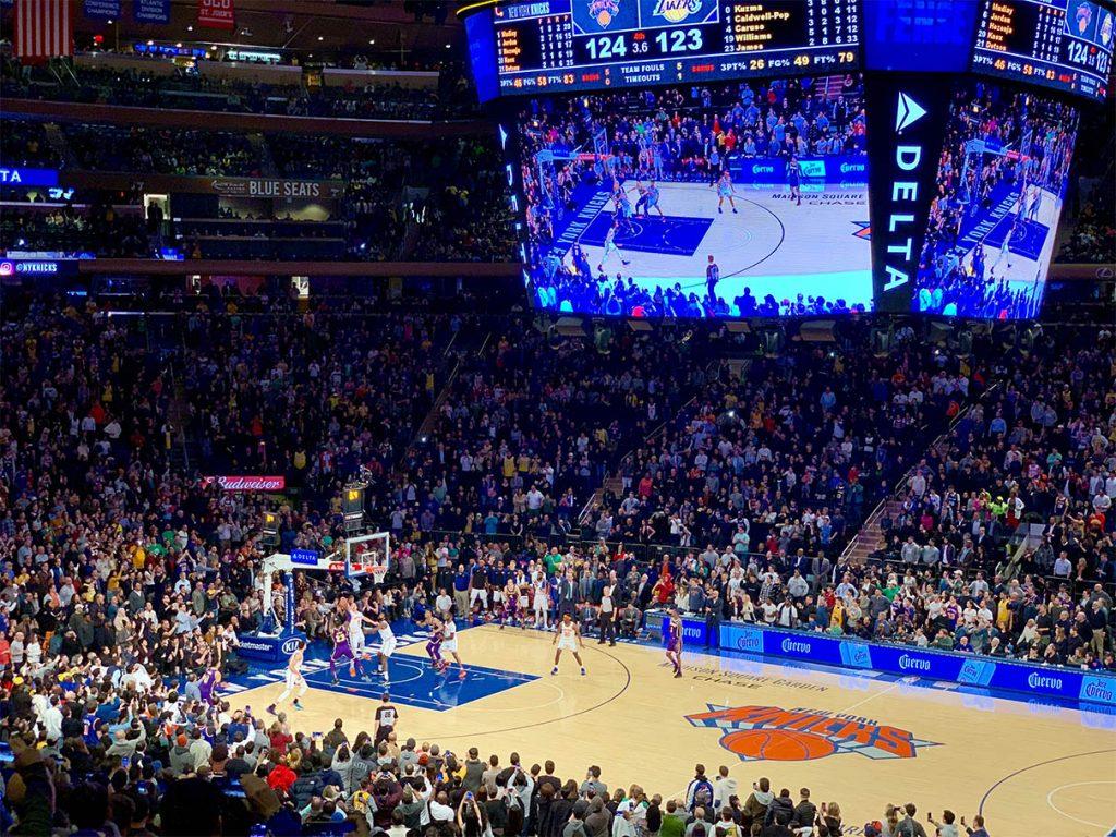 Basket-MSG-Knicks