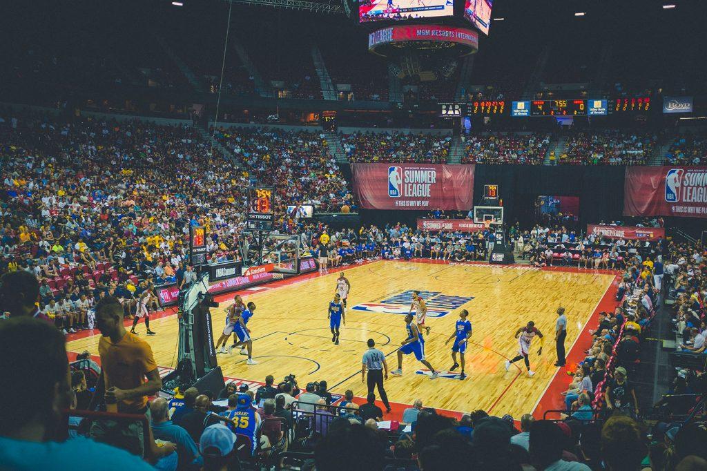 Basketball-NBA-Game