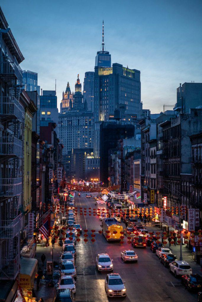 Chinatown-night-street