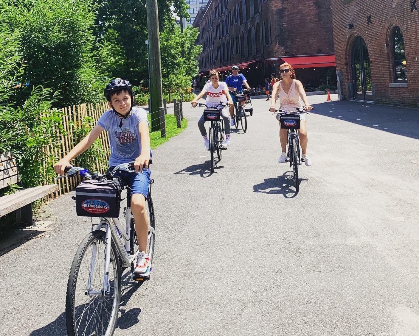 Visiter New York en famille, des activités proposées par New York Off Road