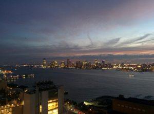 Vue depuis le roof top du Bain (hotel The Standard) - Blog que faire à chelsea ? Visiter new york avec new york off road et retrouver toutes nos adresses